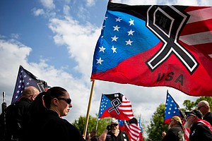 U.S. Hate Groups Rose 30 Percent In Recent Years, Watchdo...