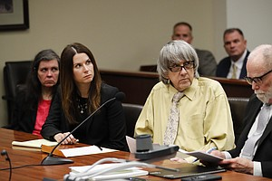 California Couple, Parents Of 13, Plead Guilty To Abuse, Torture, Imprisonment