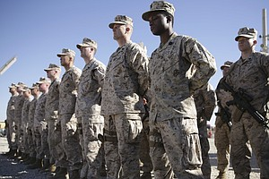 Restrictions On Deployed U.S. Troop Data Could Put 2020 C...