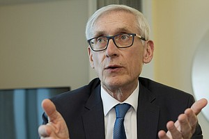 Wisconsin Gov. Tony Evers Pulls National Guard From Borde...