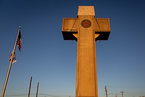 Cross Clash Could Change Rules For Separation Of Church A...