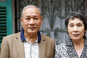 He's Vietnamese. She's From North Korea. They Had To Wait...
