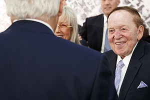 Sheldon Adelson, Conservative Donor And Casino Titan, Dies At 87