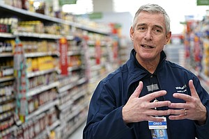 Walmart Chief Responds To Furor Over Treatment Of Greeter...