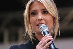 Being Trump's Daughter Is The 'Hardest Job In the World,' Ivanka Jokes At Dinner
