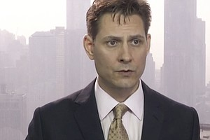 China Says Detained Canadian Michael Kovrig Was Spying Illegally