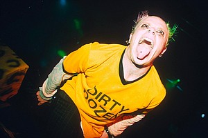 Keith Flint, Vocalist Of The Prodigy, Dies At 49