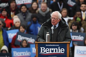 Bernie Sanders Signs Democratic Party Loyalty Pledge For ...