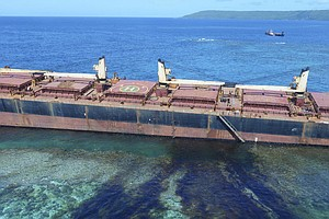 Oil Spill In Solomon Islands Threatens World Heritage Site