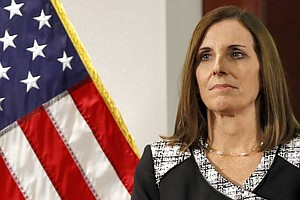 Arizona Sen. Martha McSally Says She Was Raped While In T...