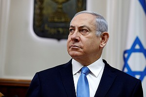 Netanyahu Says Israel Is 'Nation-State Of The Jewish Peop...