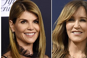 U.S. Accuses Actresses, Others Of Fraud In Massive Colleg...