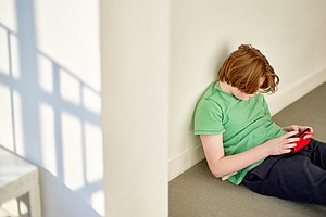 A Rise In Depression Among Teens And Young Adults Could Be Linked To Social M...
