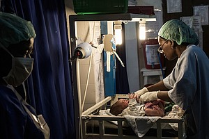 The Risks Of A Cesarean Section