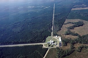 Massive U.S. Machines That Hunt For Ripples In Space-Time...