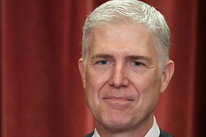Gorsuch Provides Decisive 5th Vote In Case Interpreting T...