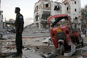 U.S. Airstrikes In Somalia May Amount To War Crimes, Says Rights Group