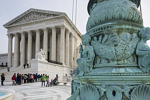 Supreme Court Justices Seem Incredulous At Repeated Racial Bias In Jury Selec...