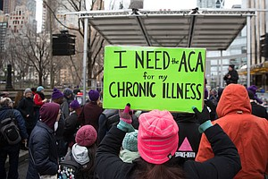 Trump Administration Says Entire Affordable Care Act Shou...