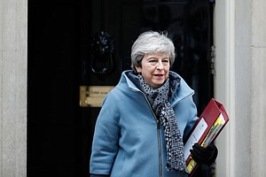 Theresa May Agrees To Quit If Brexit Deal Passes In UK Pa...