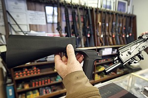 Bump Stock Ban Proceeds After Supreme Court Denies Gun Advocates' Request To ...