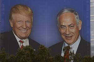 Netanyahu's Tough Election Campaign Approach Appears To C...