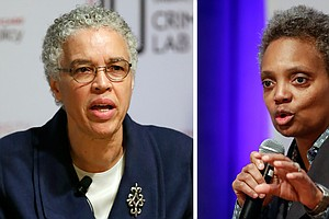 History To Be Made As Chicago Votes For Mayor