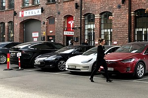 Electric Cars Hit Record In Norway, Making Up Nearly 60% ...