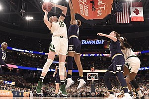 Baylor Beats Notre Dame To Win NCAA Women's Basketball Championship