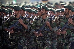U.S. Labels Iran's Revolutionary Guard As A Foreign Terro...