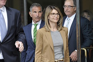 Lori Loughlin, 15 Others Indicted On New Charges In Colle...