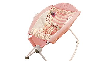 Safety Commission May Ask For A Recall Of Fisher-Price Baby Cot Tied To Infan...