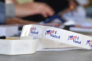 Report: Voter Rolls Are Growing Due To Automatic Voter Re...