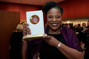 Tayari Jones Takes Home Aspen Words Literary Prize For 'A...