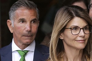 Lori Loughlin, Mossimo Giannulli Plead Not Guilty In Coll...