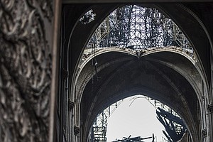 Donation Pledges Roll In For Notre Dame's Reconstruction