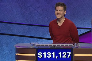 Huge Bets, Fast Buzzer: Sports Bettor Smashes 'Jeopardy!' Records