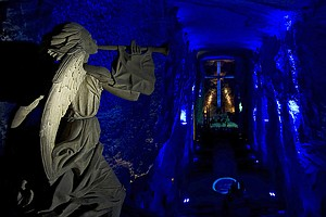 Colombia's Salt Cathedral Is A Marvel Of Architecture And A Popular House Of ...