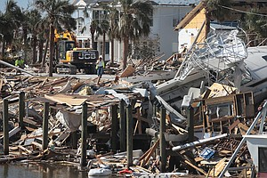 Hurricane Michael Was A Category 5, NOAA Finds — The Firs...