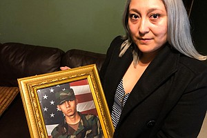After Felony Conviction, Iraq War Veteran Faces Deportati...