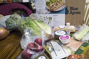 Meal Kits Have A Smaller Carbon Footprint Than Grocery Shopping, Study Says