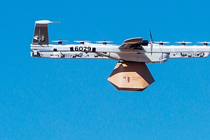 FAA Certifies Google's Wing Drone Delivery Company To Ope...