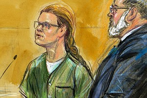 Russian Agent Maria Butina To Be Sentenced In Federal Cou...