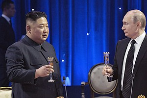 Kim Jong Un Willing To Denuclearize If Given Security Gua...