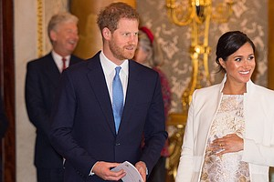 It's A Boy! Meghan Markle And Prince Harry Welcome A Baby...