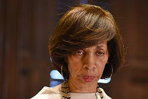 Baltimore Mayor Catherine Pugh Resigns In Aftermath Of Children's Book Scandal