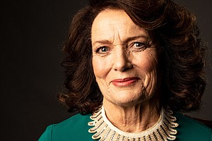 Margaret Trudeau Takes Center Stage — This Time, On Purpose