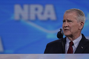 As NRA Leadership Fight Spills Into Public, N.Y. Attorney...