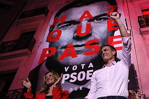 Socialists Win In Spanish Election; Far-Right Party Gains...