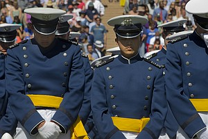 Air Force Academy Abruptly Removes Its Commandant Of Cadets